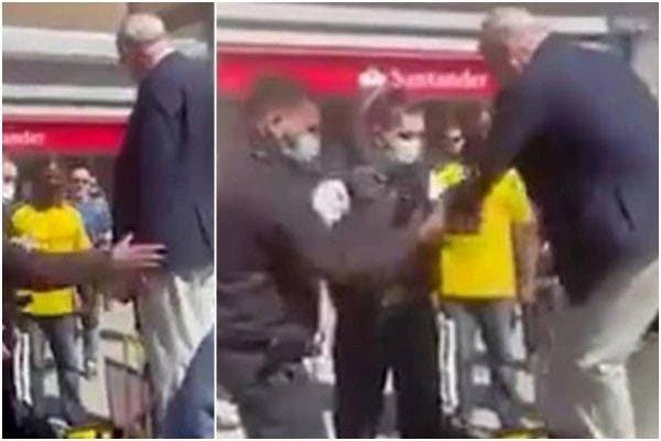 Preacher arrested in the UK